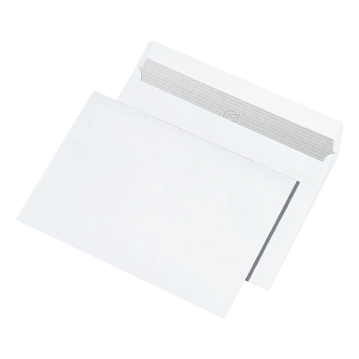 Mailmedia 25 Laserbedruckbare Versandtaschen C5 ohne Fenster »Maildigital«