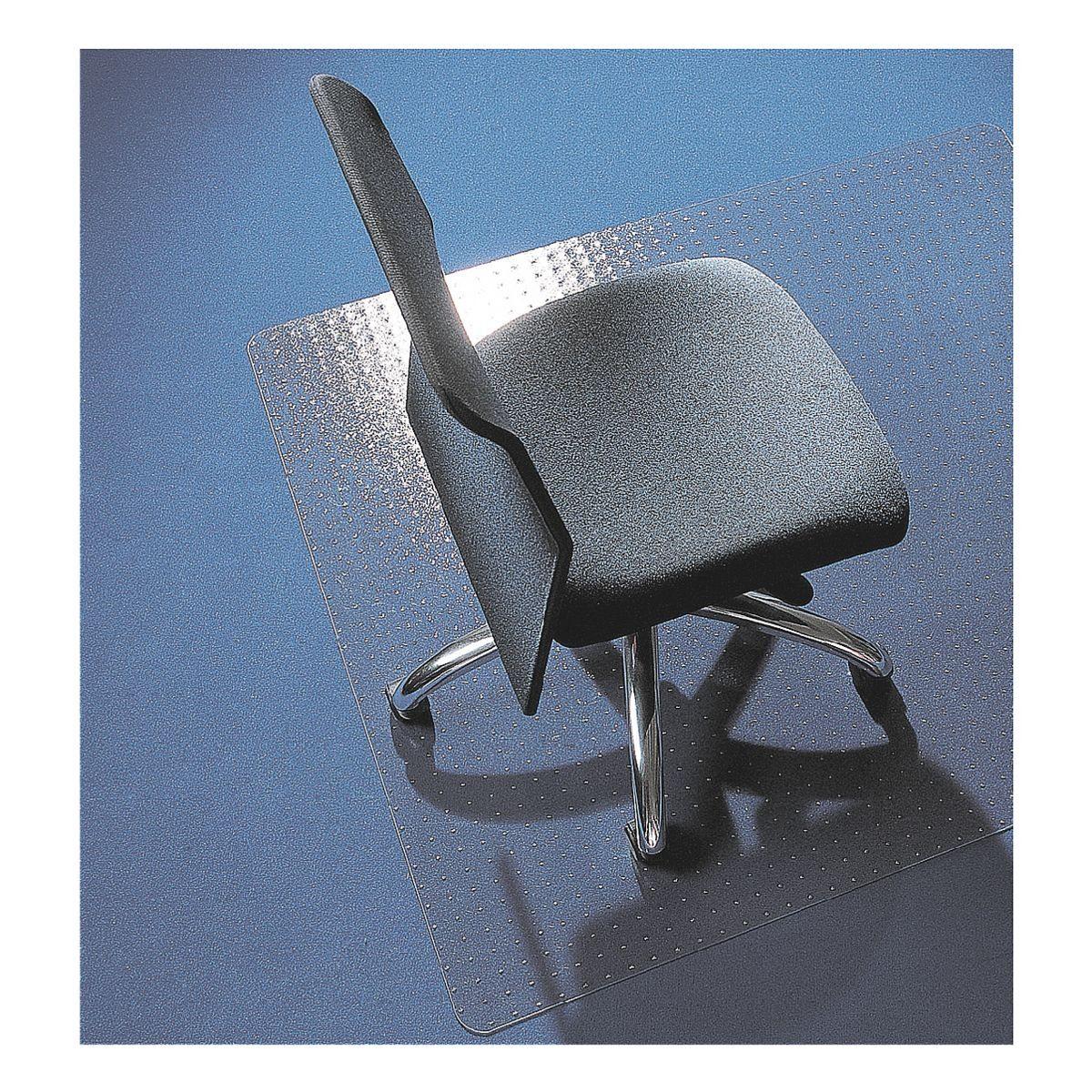 RS Office Products Bodenschutzmatte 120x75 cm rechteckig für hochflorigen T... »ecogrip«