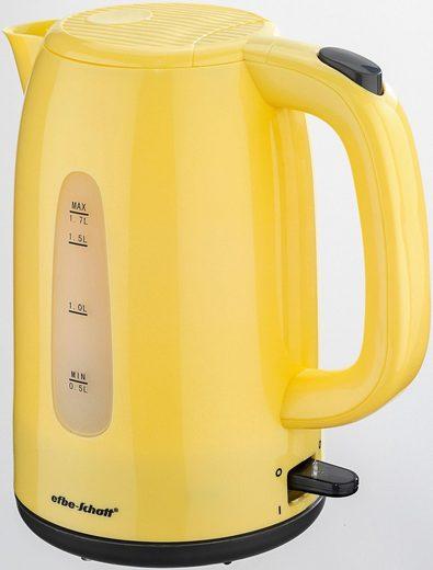 Efbe-Schott Wasserkocher SC WK 1080.1 GLB, 1,7 l, 2200 W