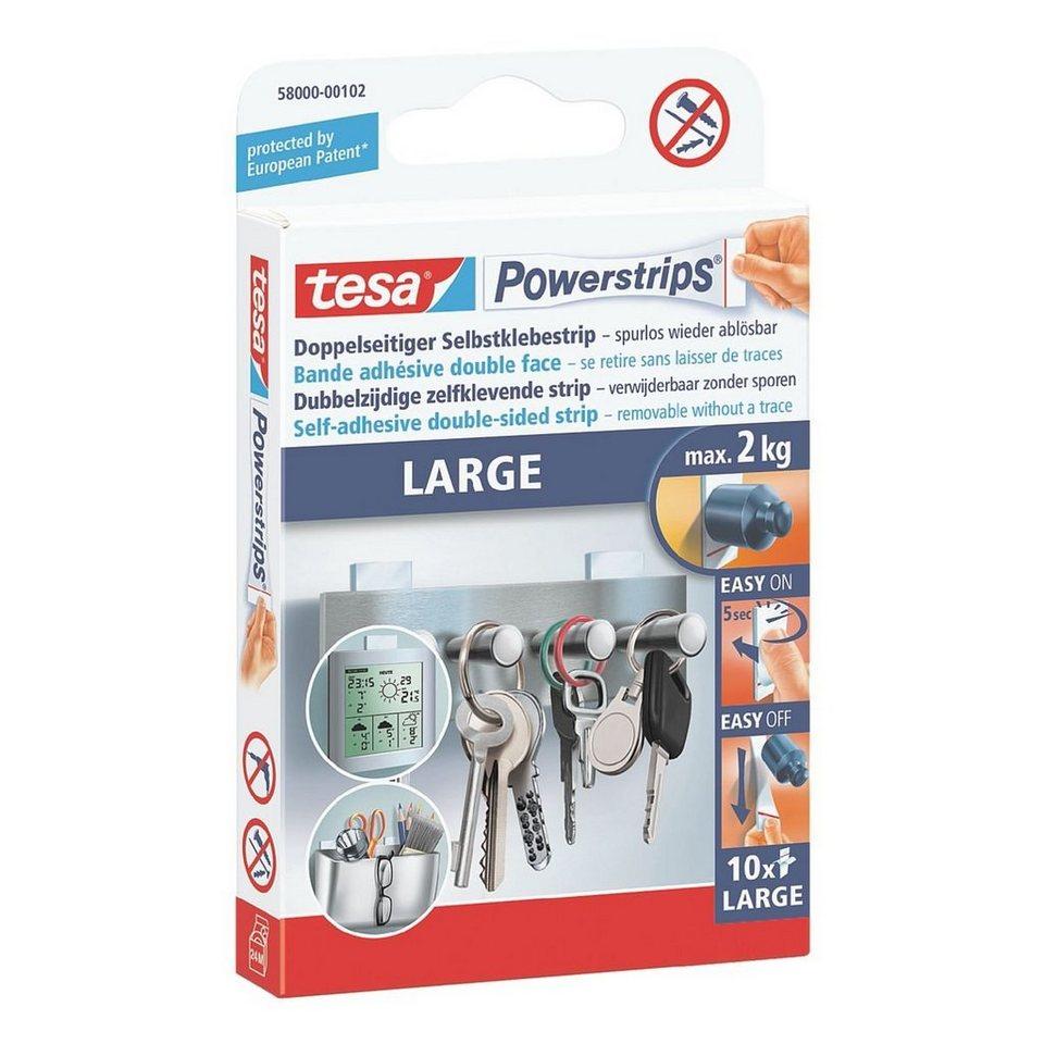 tesa Powerstrips »Large«