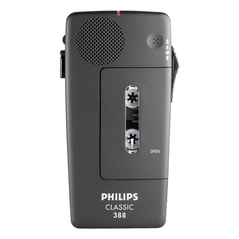 Philips Diktier-Set »Pocket Memo 388«
