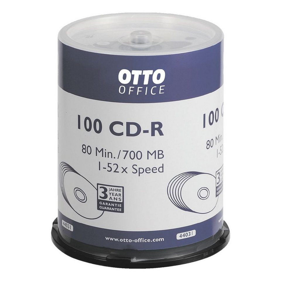 OTTO Office Standard CD-Rohlinge »CD-R«