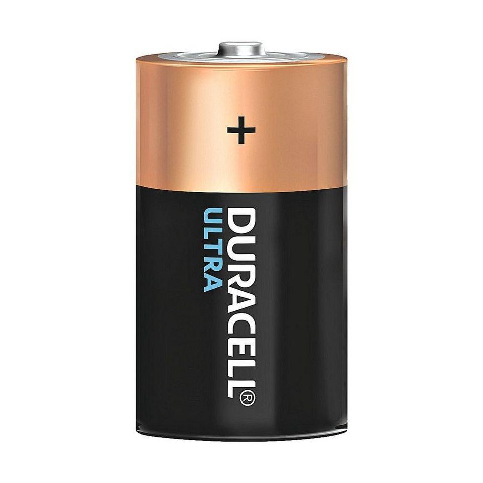Duracell Batterien »Ultra M3« Mono / D / LR20