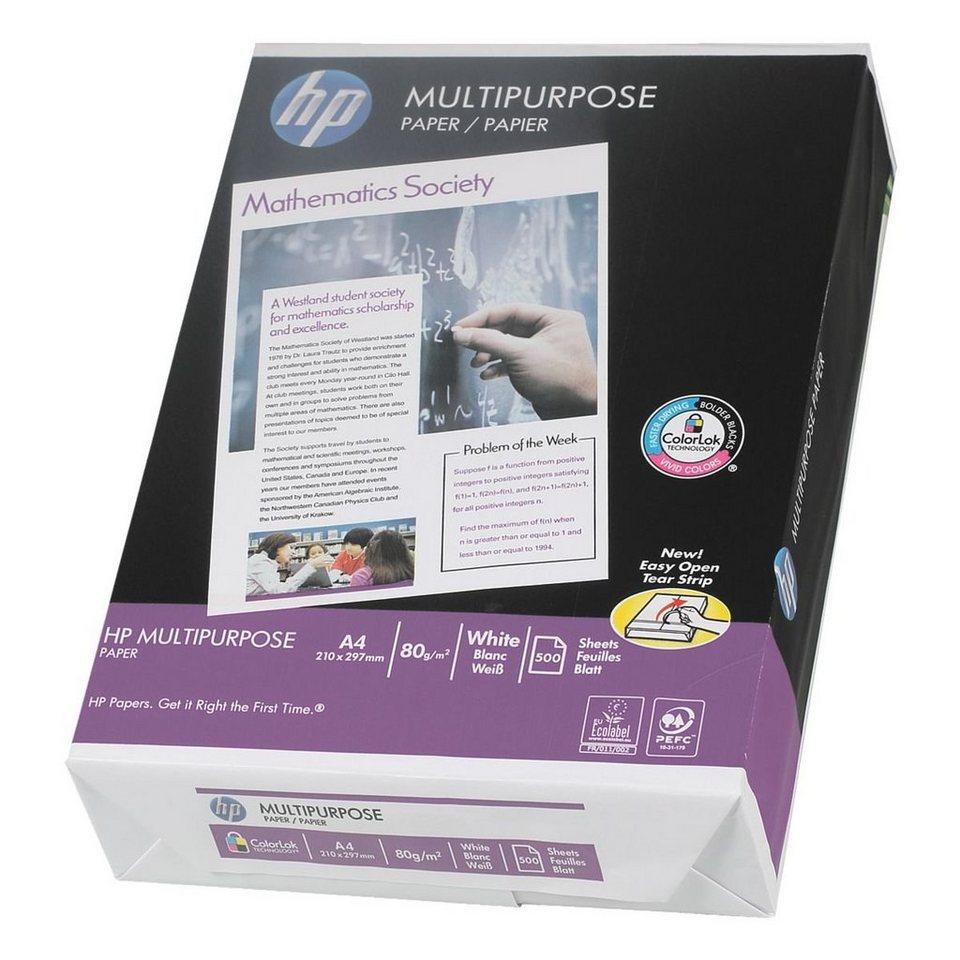 HP Multifunktionales Druckerpapier »Multipurpose«