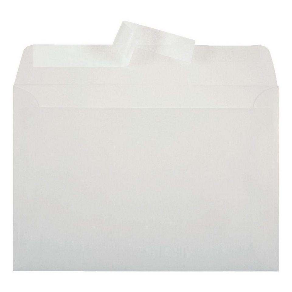 BONG Transparente Briefumschläge