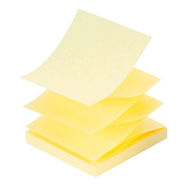 Post-It Haftnotizblock »Z-Notes«