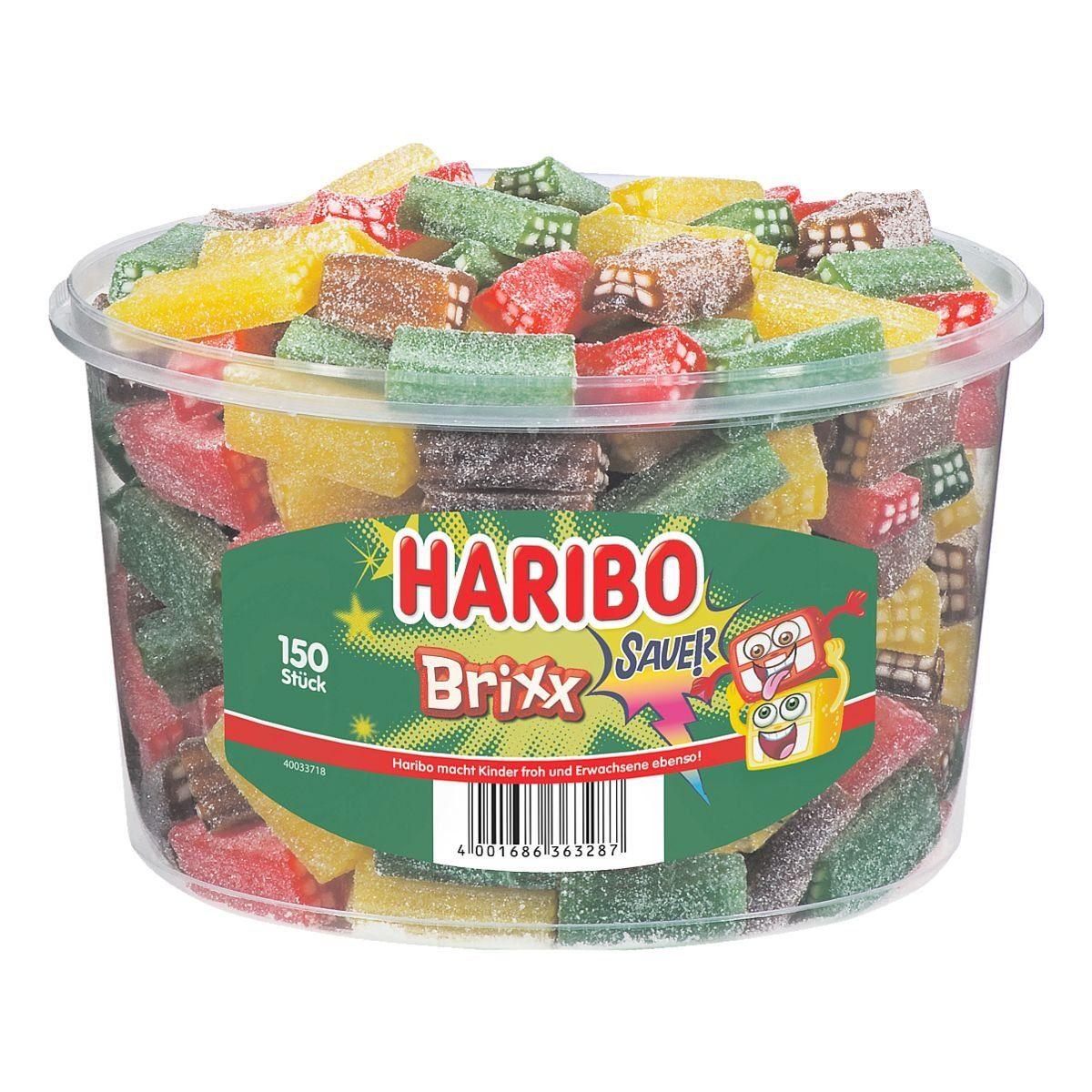 HARIBO Fruchtgummi »Prickel-Brixx«