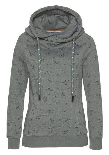 Only Sweatshirt »ONLRINA« in verschiedenen Druckvarianten