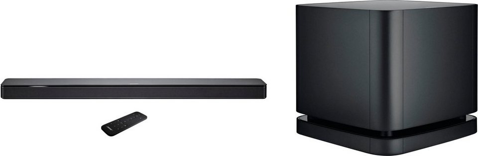 bose soundbar 500 bass module 500 soundbar bluetooth. Black Bedroom Furniture Sets. Home Design Ideas