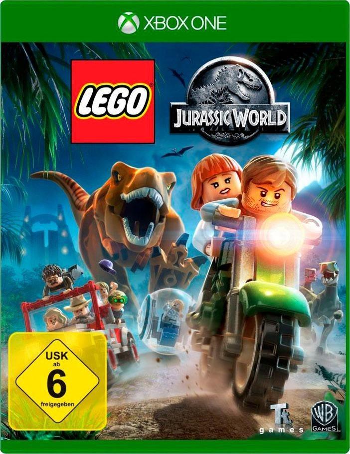 Lego Jurassic World Xbox One, Software Pyramide