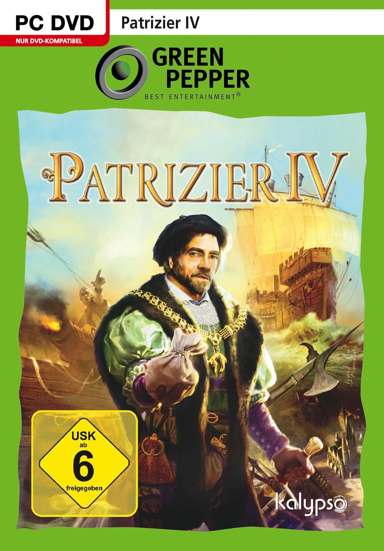 Patrizier 4 PC, Software Pyramide