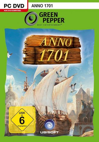 UBISOFT Anno 1701 PC