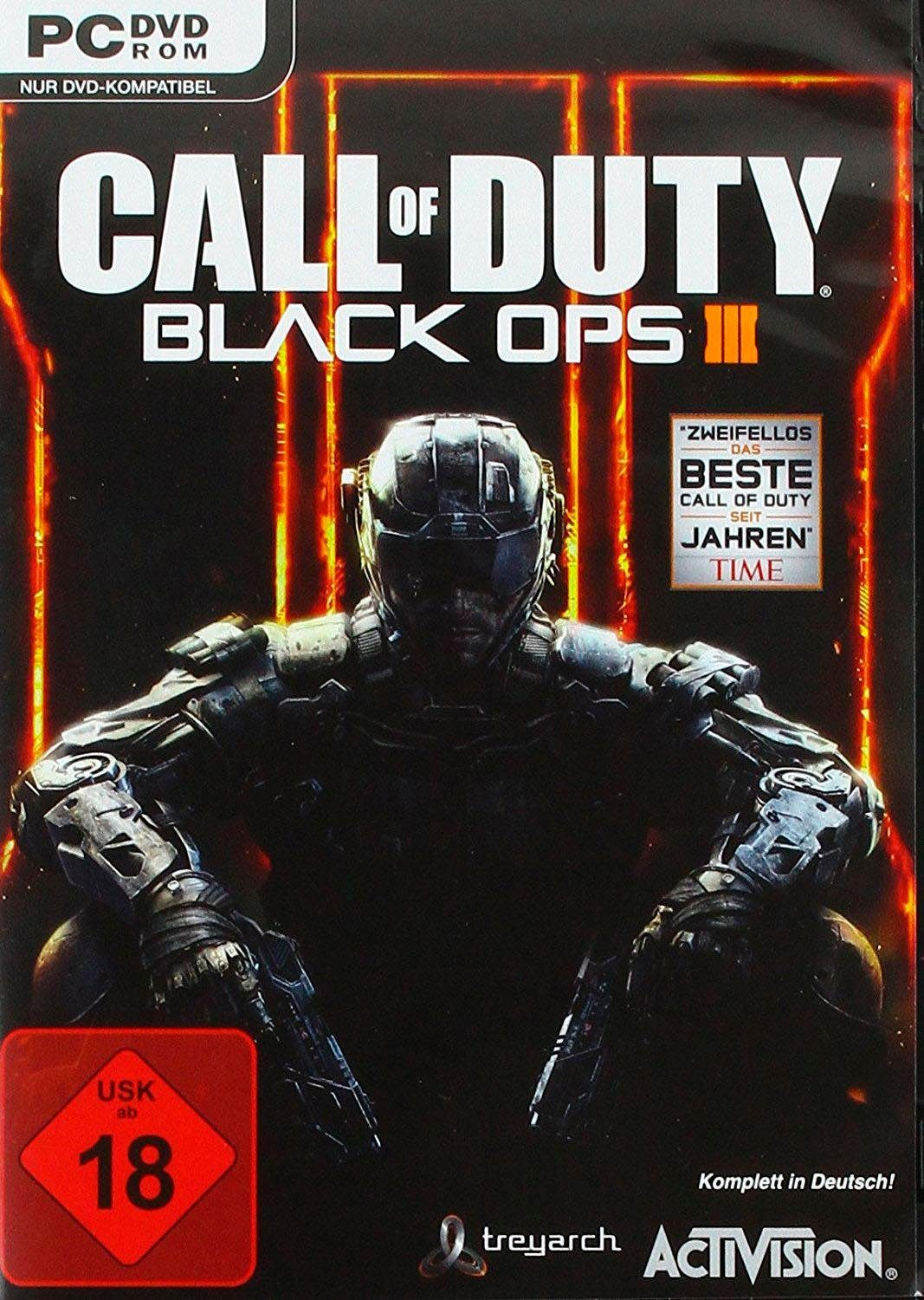Call of Duty : Black Ops 3 PC, Software Pyramide