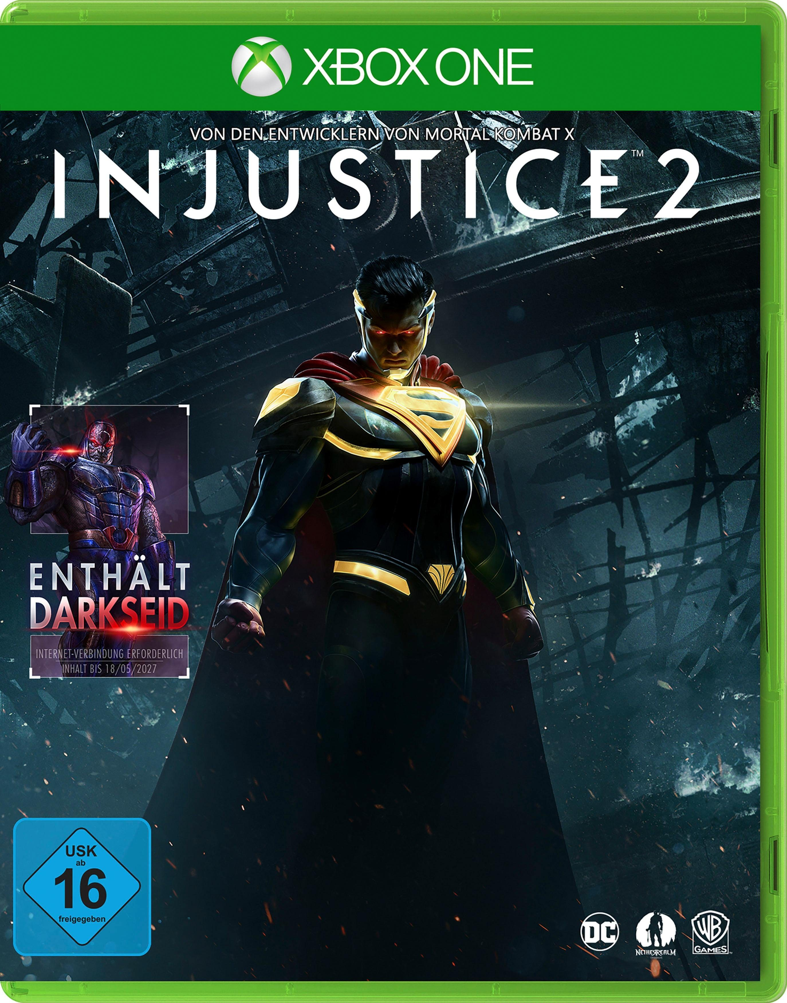Injustice 2 Xbox One, Software Pyramide