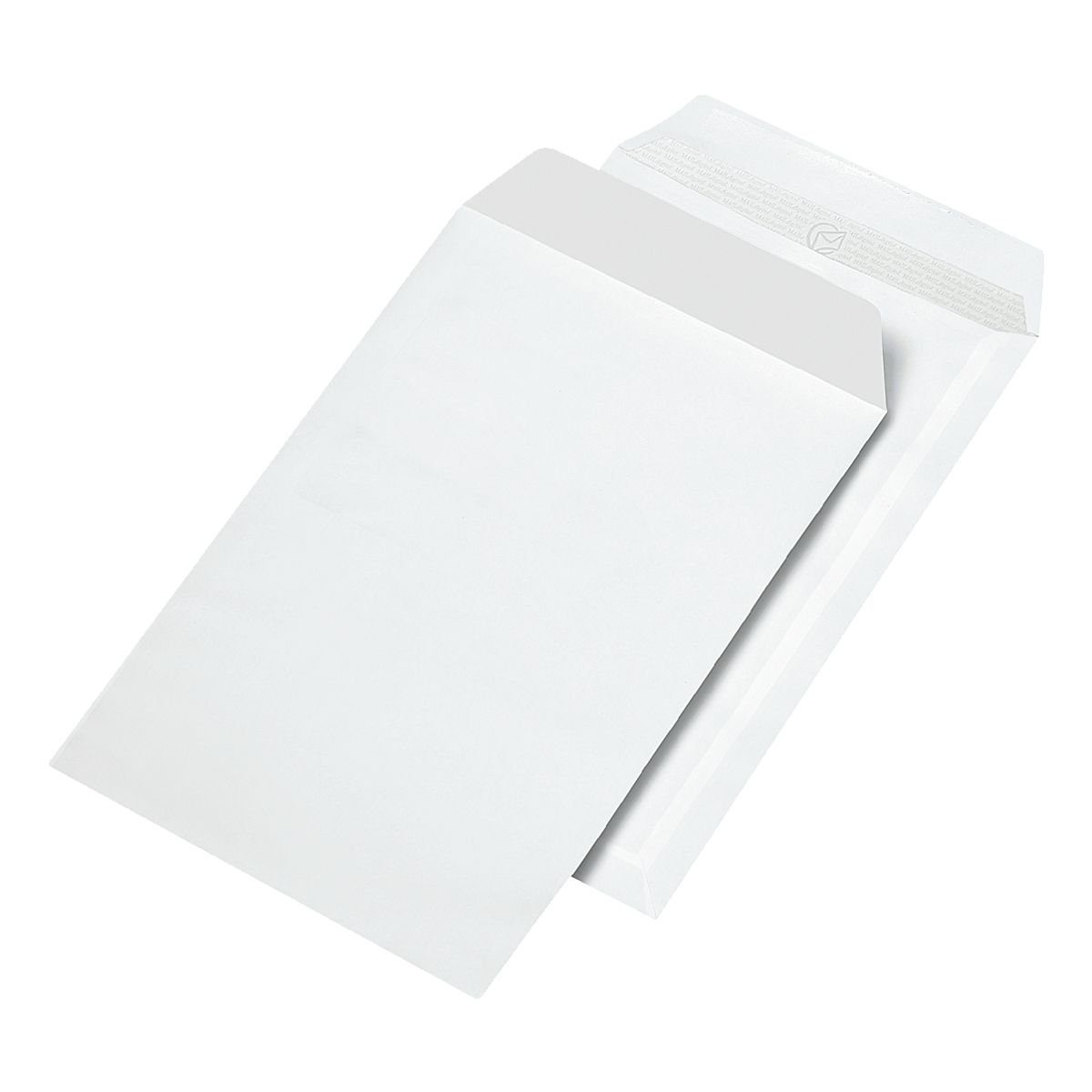 Mailmedia 250 Laserbedruckbare Versandtaschen C4 ohne Fenster »Maildigital«