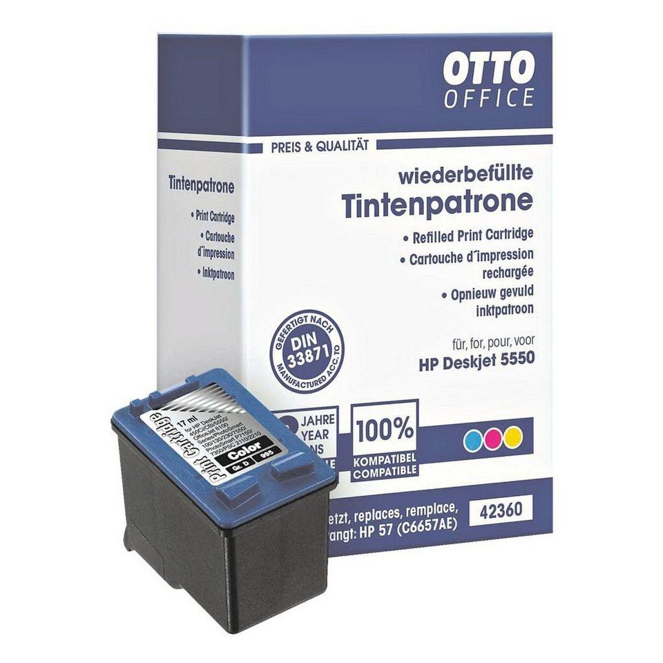 OTTO Office Standard Tintenpatrone ersetzt HP »C6657AE« Nr. 57