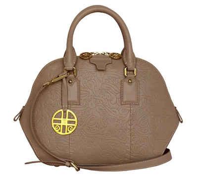 Кожаная сумка Silvio Tossi