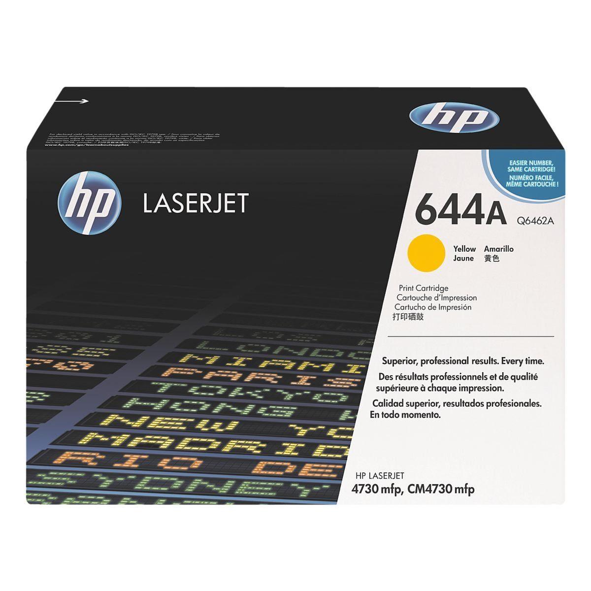 HP Druckkassette »HP Q6462A« 644A