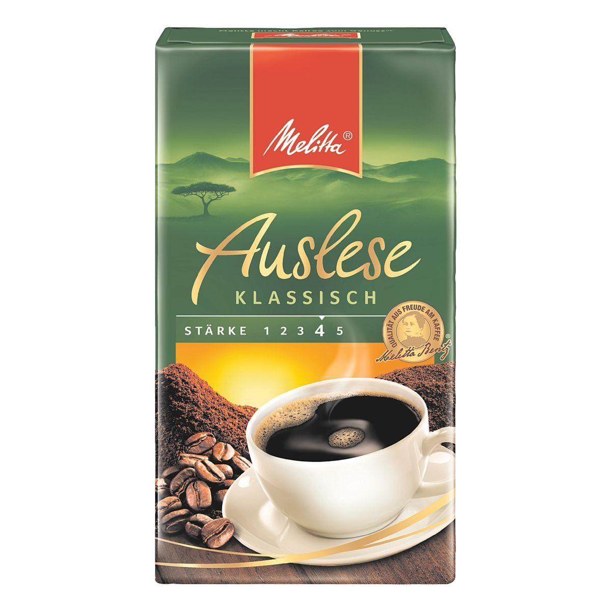 Melitta Kaffee »Auslese Klassisch«