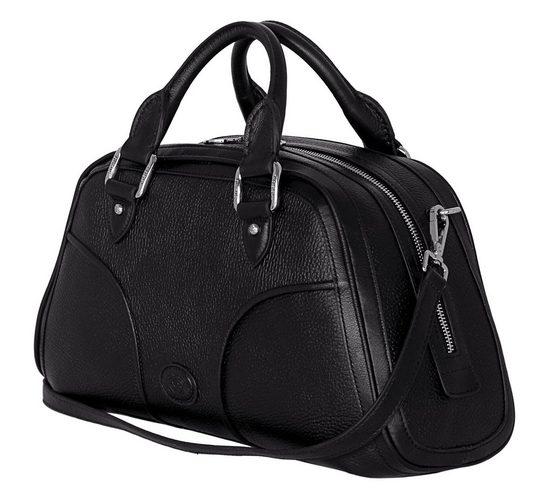 In Lederhandtasche Silvio Tossi Design Elegantem S4EXqg