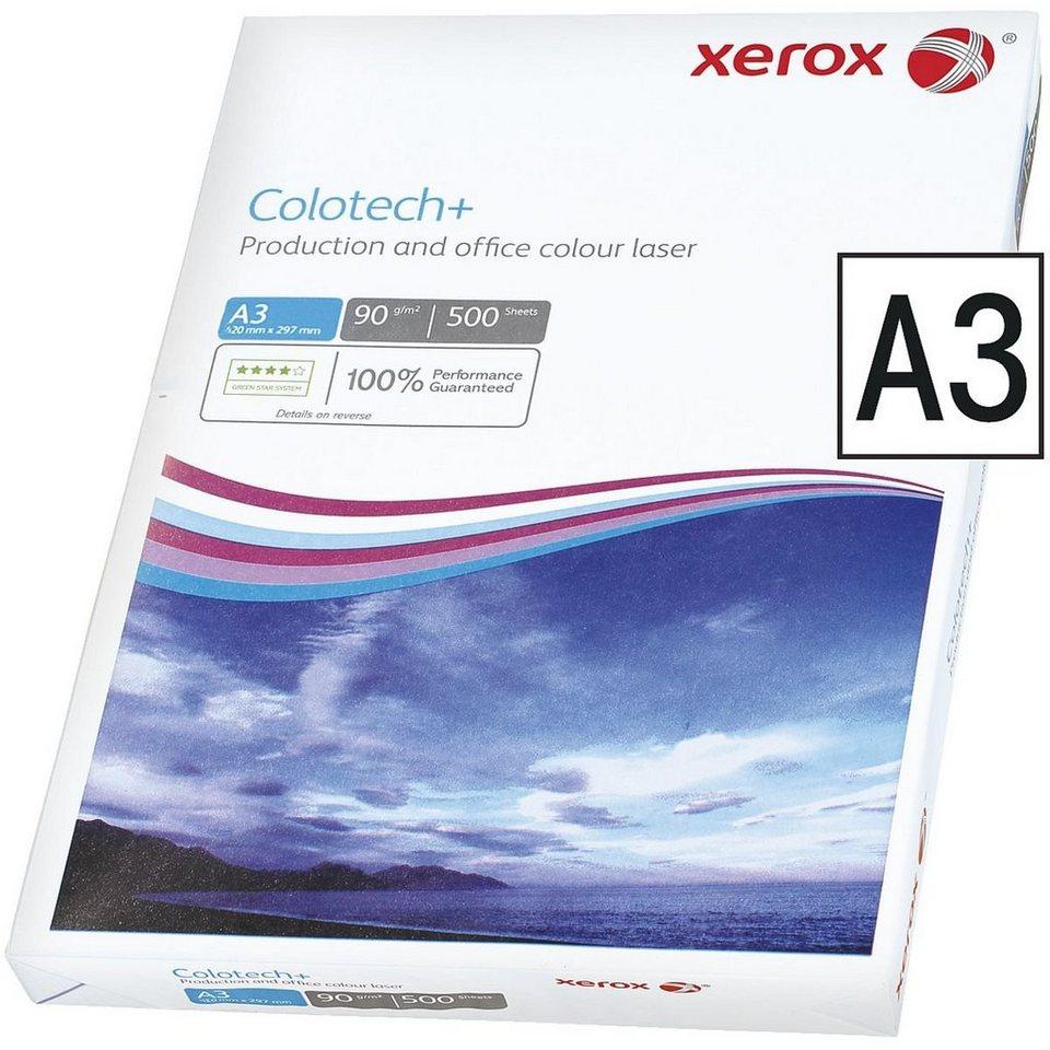 Xerox Farblaserpapier »Colotech+« in 0000068284