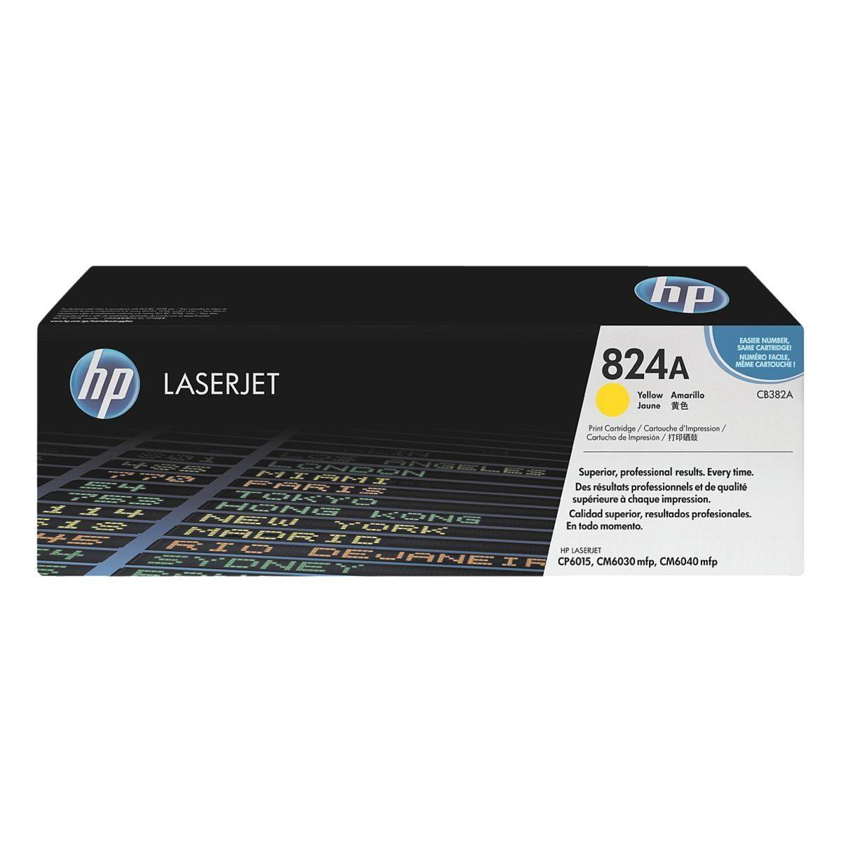 HP Druckkassette 824A »HP CB382A«