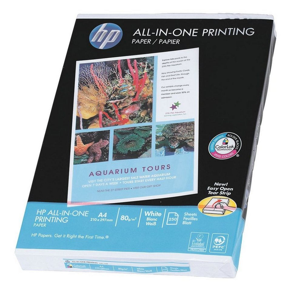 HP Multifunktionales Druckerpapier »HP All-in-one«