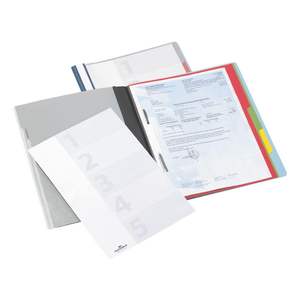 Durable Organisationshefter A4