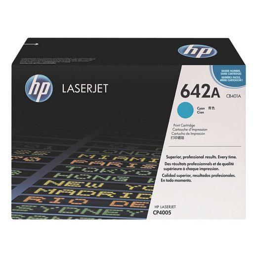 HP Druckkassette 642A »HP CB401A«
