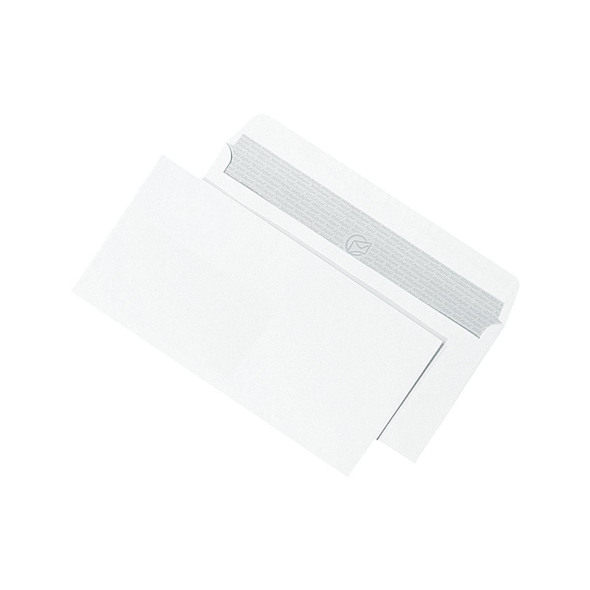 Mailmedia Laserbedruckbare Briefumschläge DL ohne Fenster mit Haft... »Maildigital«