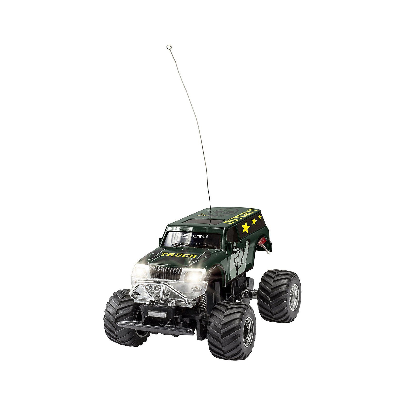 "Revell® Mini RC Truck ""OUTCAST"""