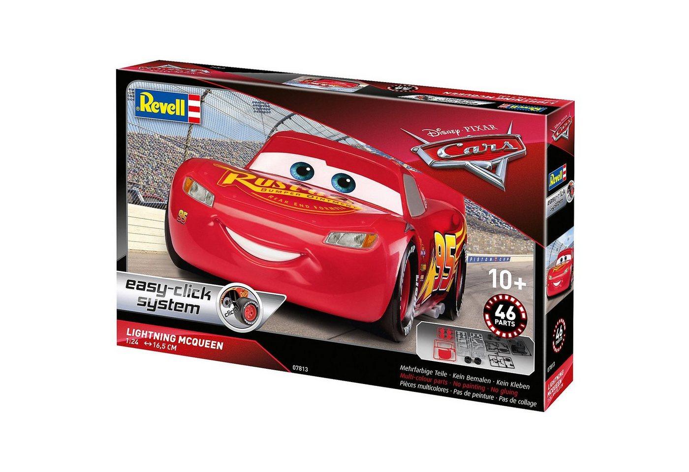 Revell® Modellbausatz Lightning McQueen ´´easy-click´´