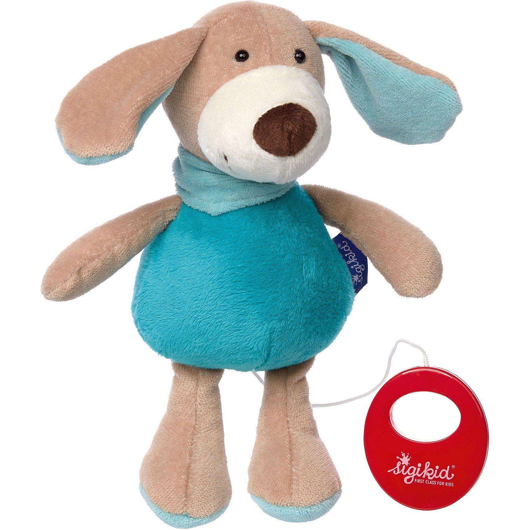 Sigikid Spieluhr Hund (41855)