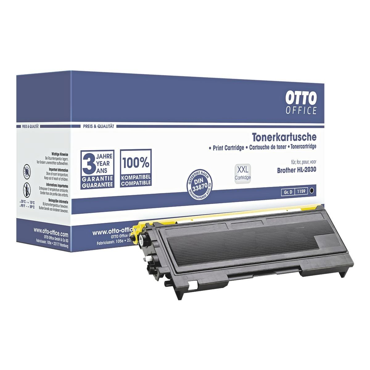 OTTO Office Standard Druckkassette ersetzt Brother »TN-2000 XXL«