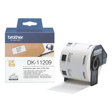 Brother Adress-Etiketten »DK-11209«