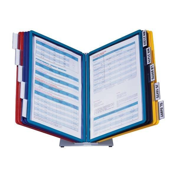 Durable Sichttafelständer »Vario® Table 10«