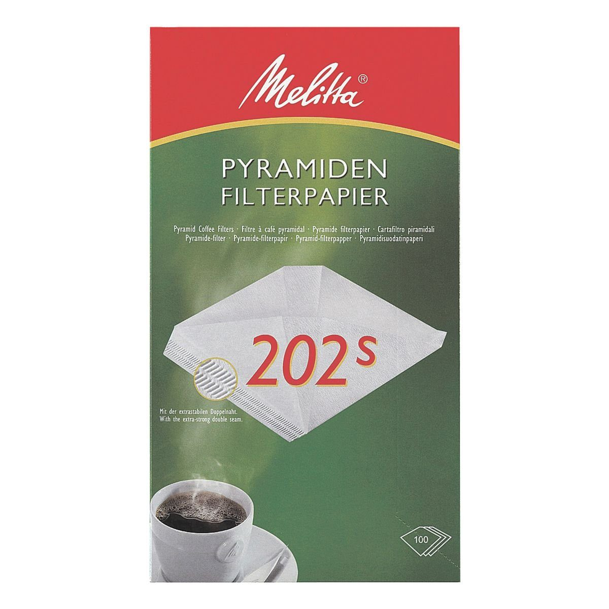 Melitta Pyramidenfilter »202«