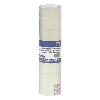 OTTOOFFICE STANDARD Klebeband transparent, 19 mm/10 m (B/L) »Standard«