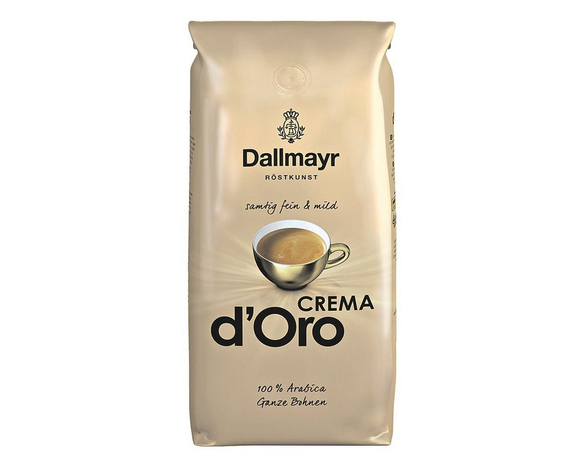 DALLMAYR Kaffee - ganze Bohnen »Crema d'Oro«