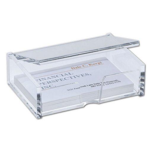 Sigel Visitenkartenbox VA112