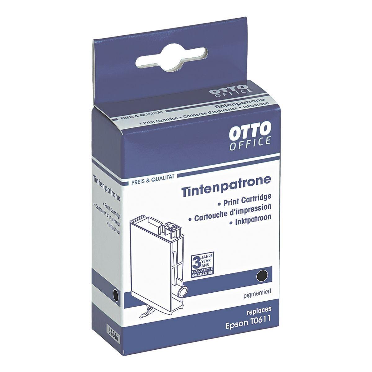 OTTO Office Standard Tintenpatrone ersetzt Epson »T0611«
