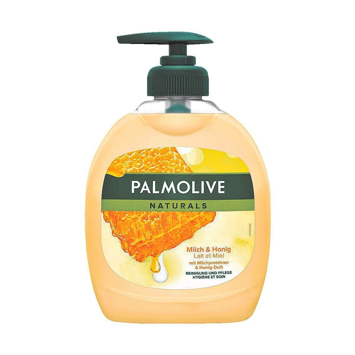 PALMOLIVE Flüssigseife »Naturals - Milch & Honig«