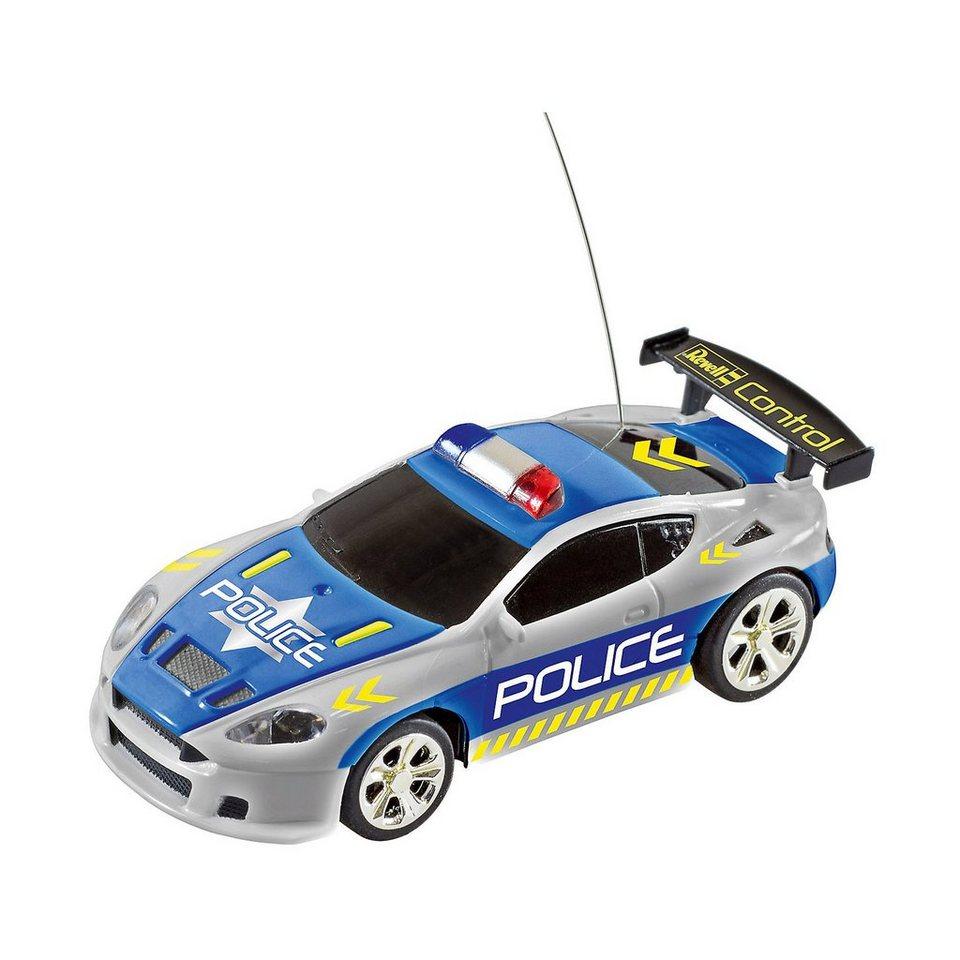 revell mini rc car police online kaufen otto. Black Bedroom Furniture Sets. Home Design Ideas