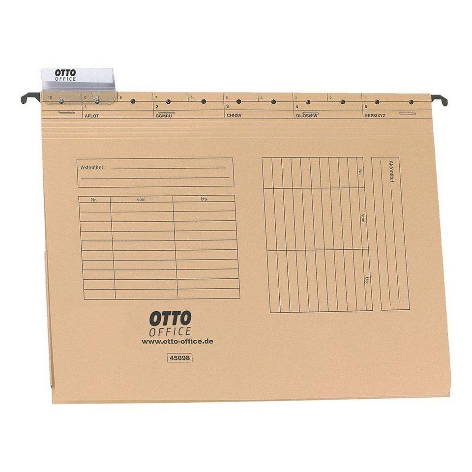 OTTO Office Standard Mehrfach-Hängehefter »Kredit und Personal«
