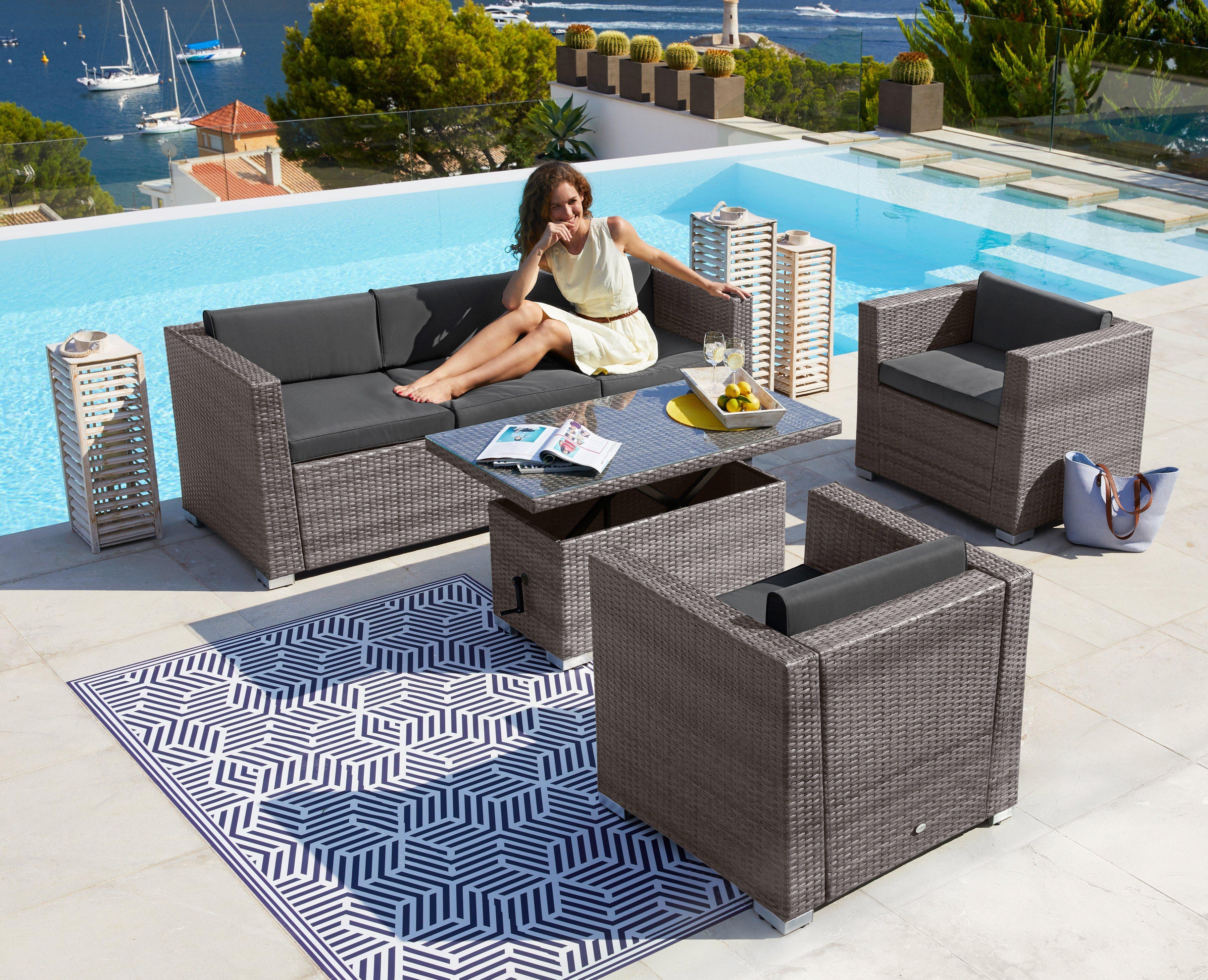 Polyrattan Sofa Preisvergleich Die Besten Angebote Online Kaufen