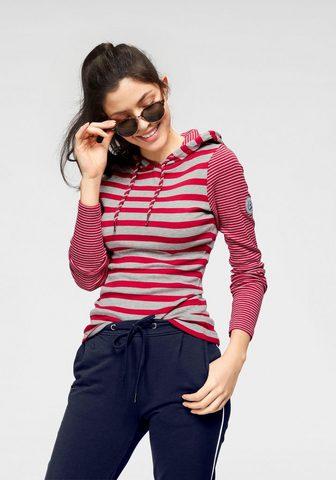 KANGAROOS Marškinėliai su gobtuvu