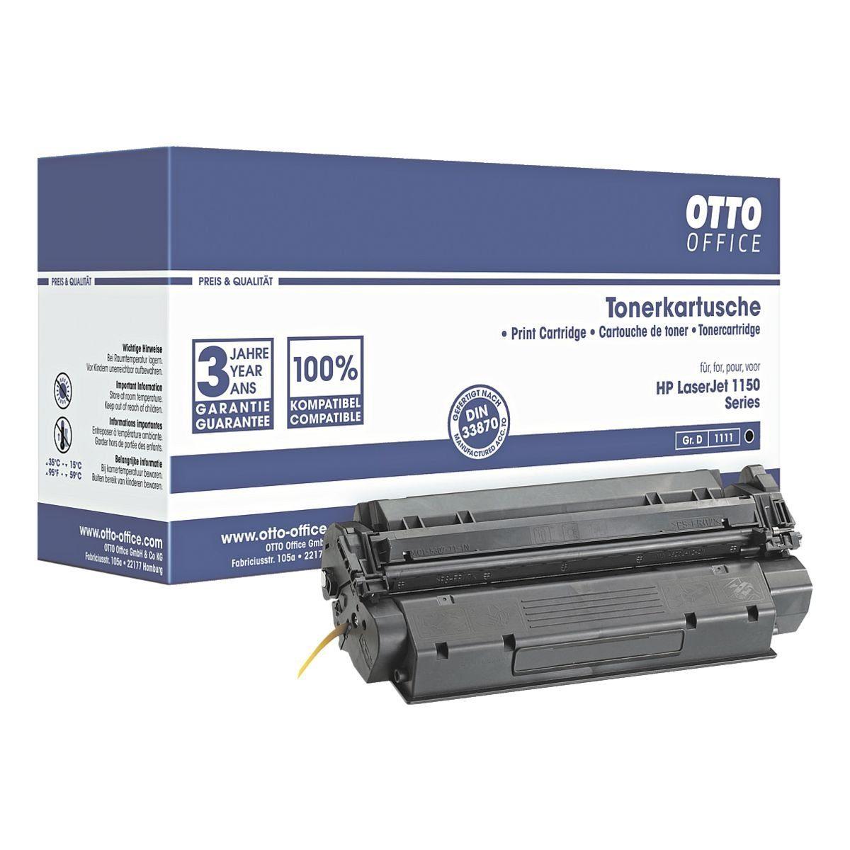 OTTO Office Toner ersetzt HP »Q2624A« Nr. 24A