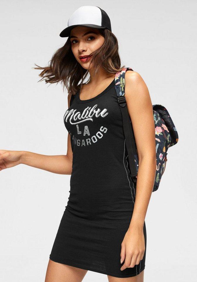 c08be6bb55ca96 KangaROOS Shirtkleid mit glänzendem Druck kaufen