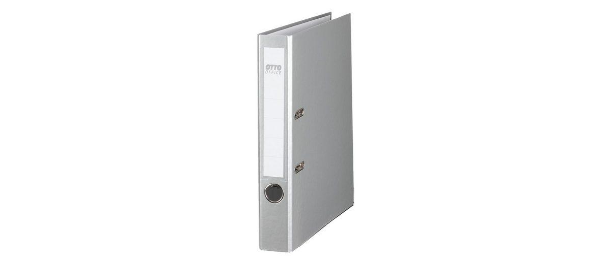OTTO Office Premium Ordner »Silver Edition«