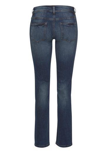 Tom jeans Tailor Mit Straight Verdecktem Reißverschluss OczWOwryUq